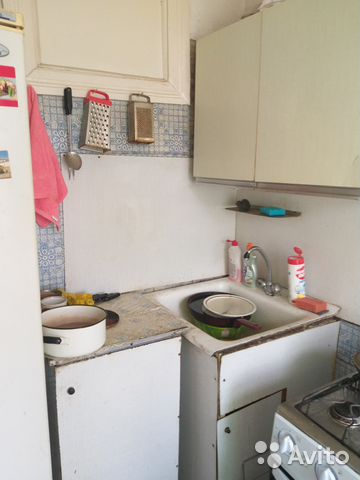Продается однокомнатная квартира за 1 100 000 рублей. Московская обл, г Ликино-Дулёво, поселок Авсюнино, ул Ленина, д 6.