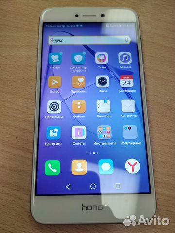 Honor 8 Lite 16GB - Бытовая электроника, Телефоны - Москва - Объявления на  сайте Авито