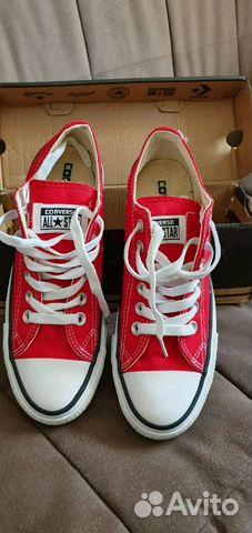 23dd7065c Кеды Converse красные 40р   Festima.Ru - Мониторинг объявлений