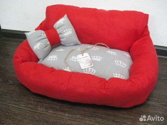 Лежанка для кота или маленькой собачки 89649934066 купить 2