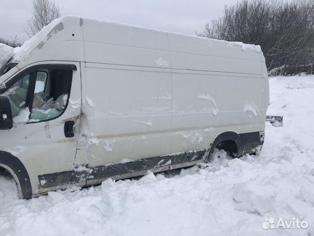 89226688886 Боковина кузова левая (Peugeot Boxer)