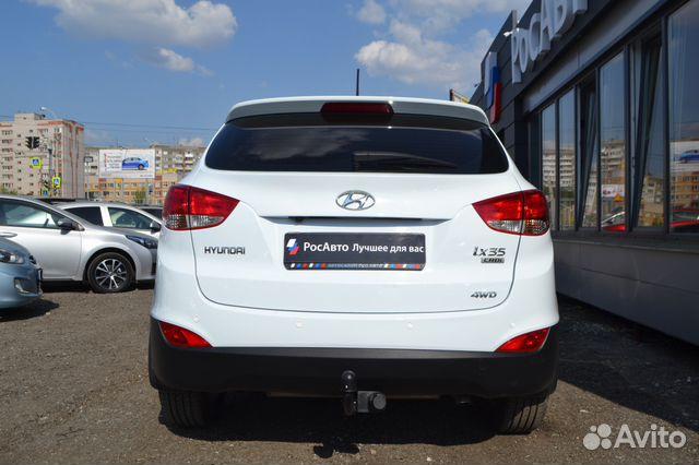 Купить Hyundai ix35 пробег 149 000.00 км 2010 год выпуска