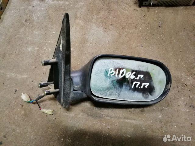 89226688886 Зеркало заднего вида боковое правое (BYD Flyer)