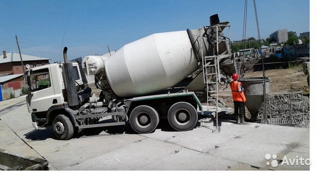 Бетон москва авито бетон купить с доставкой курск