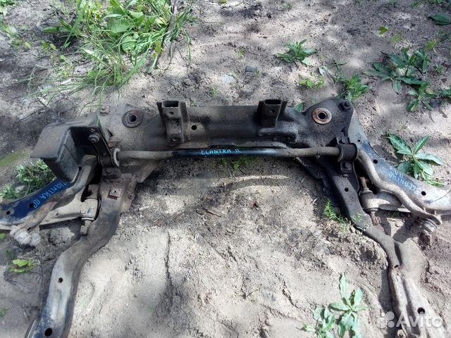 89226688886 Стабилизатор передний (Hyundai Elantra)
