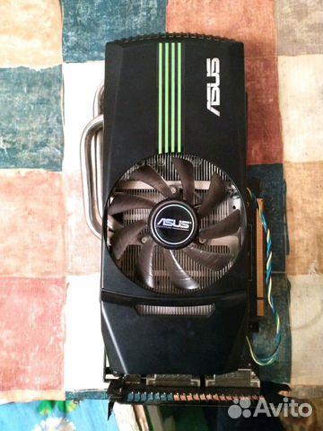 Видеокарта asus GeForce GTX 460 1Gb купить в Республике Марий Эл на