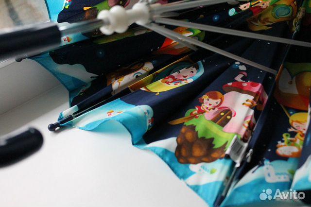 Зонт детский, zest(Великобритания) 89659429552 купить 5