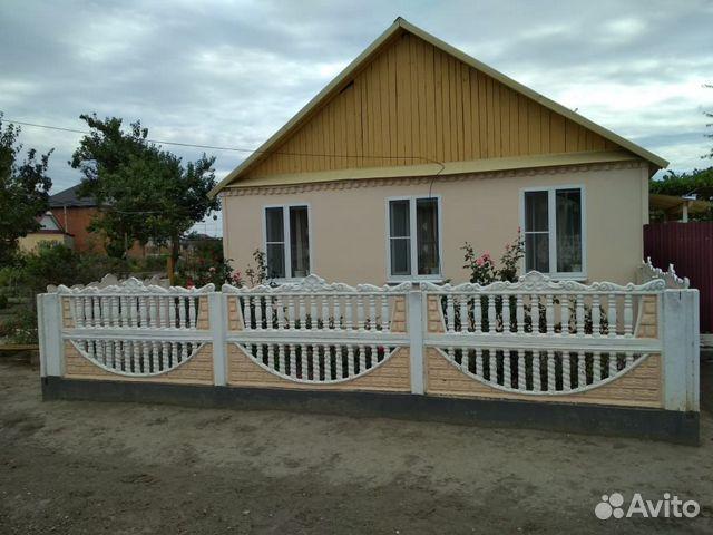 Дом 71 м² на участке 13 сот. 89882796241 купить 2