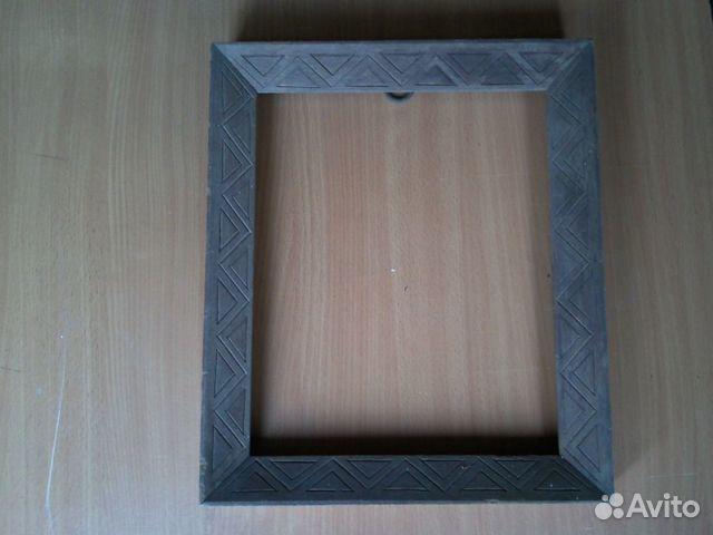 89115661709  Frame - carved