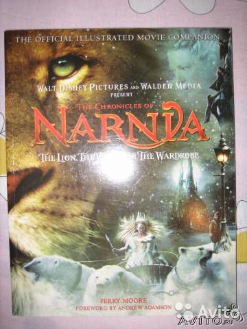 Perry Moore. Narnia The Official Movie Companion— фотография №1
