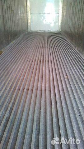 Контейнер-термос 40 футов, 12м