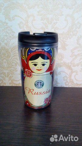 Starbucks Russia 2004 года новый 89223606442 купить 1