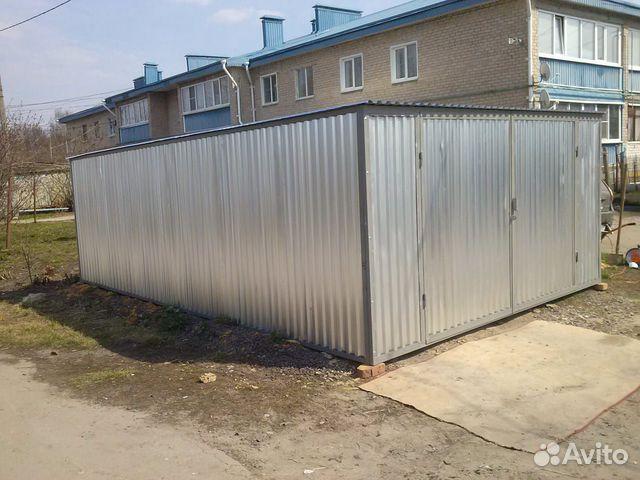 Металические гаражи- пеналы(Новые,БУ) 89209131521 купить 3