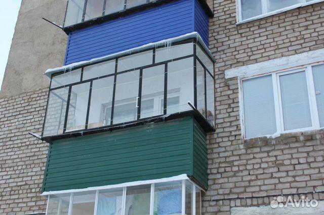 Услуги - балконые рамы с выносом в республике башкортостан п.