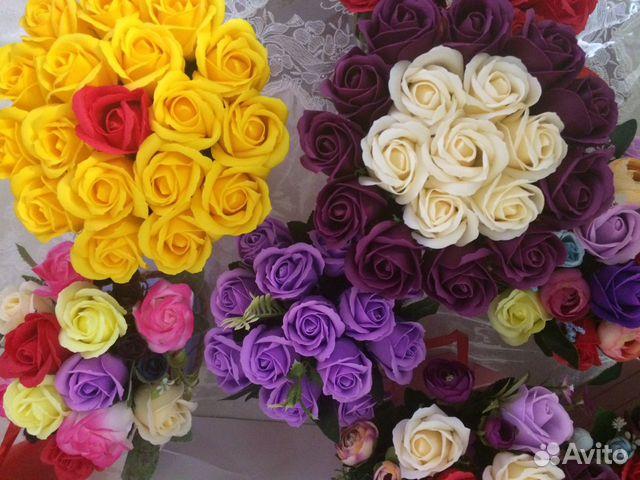 Мыльные Цветы 89654987799 купить 1