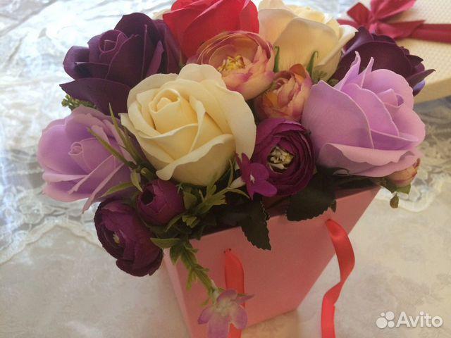 Мыльные Цветы 89654987799 купить 3