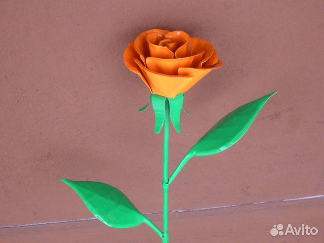 Кованные изделия Розы 89913784997 купить 9