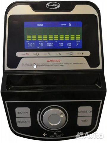 Эллиптический тренажер Sport Elite SE-E970G  89174764423 купить 3