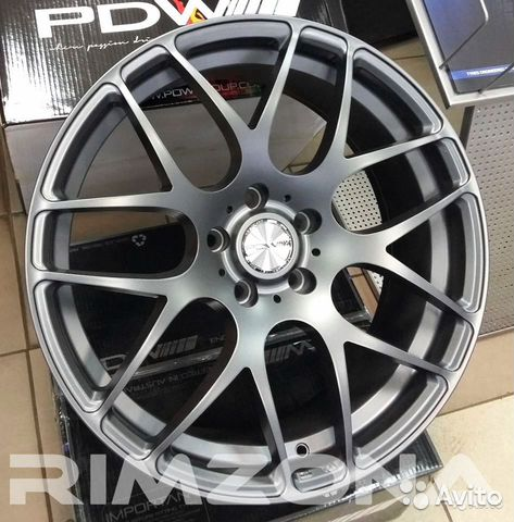 Новые диски PDW Kaiser на Skoda, Volkswagen 89053000037 купить 1