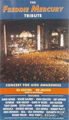 The Freddie Mercury Tribute Concert For aids Aware