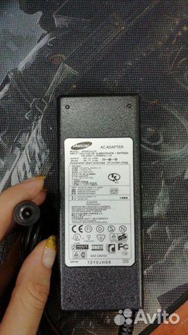 Зарядка/Блок питания для Ноутбука SAMSUNG