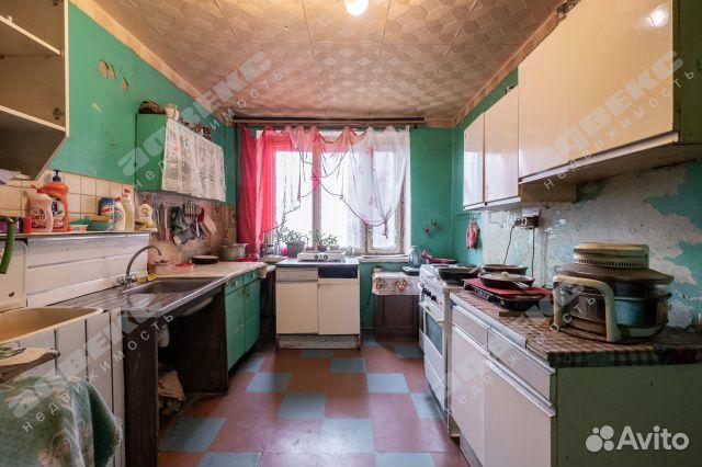 9-к, 4/15 эт. в Колпино>Комната 23.8 м² в > 9-к, 4/15 эт. купить 9