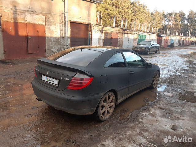 Mercedes-Benz C-класс, 2001 89674407652 купить 3