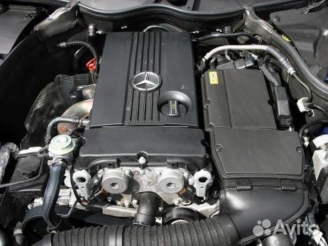 84732022776 Двигатель Mercedes Benz W211 E 2002-2009