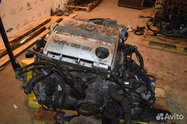 89307139175 Двигатель Lexus Rx300 2 поколение 1MZ 2003 - 2009
