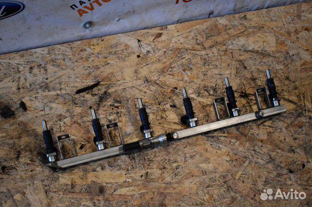 89307139175 Топливная рейка Bmw 5-Series E60 N52B25OL 2002