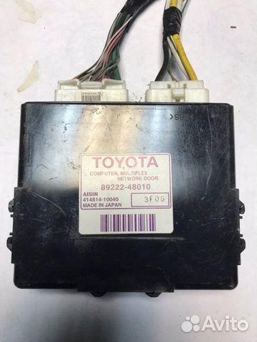 89307139175 Блок управления дверьми Lexus Rx300 2 поколение