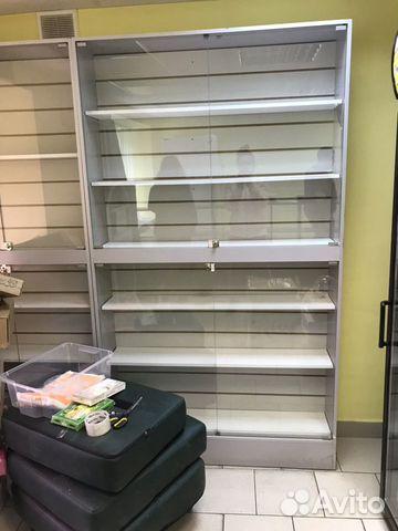 Шкаф со стеклом  89105882813 купить 1