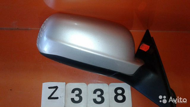 84732022776  Зеркало правое электрическое Skoda Superb 2002-200