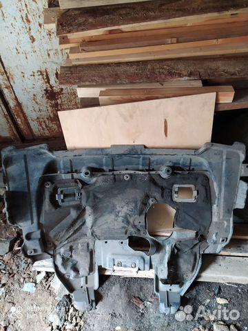 Защита двигателя Subaru Forester купить 2