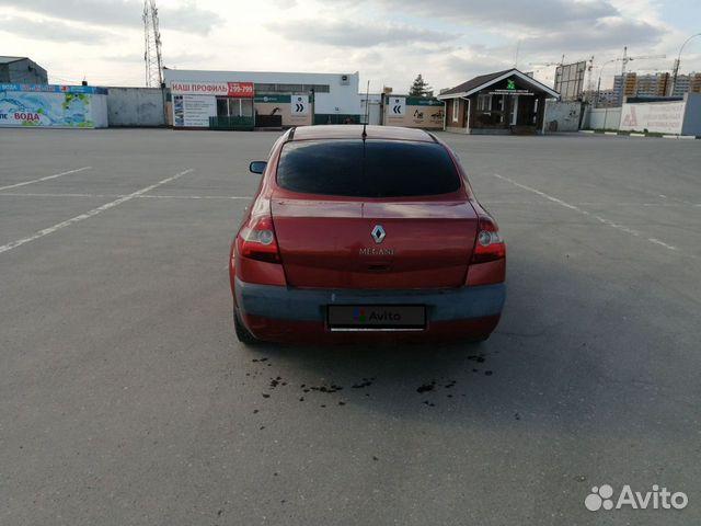 Renault Megane, 2005 89052963642 купить 3