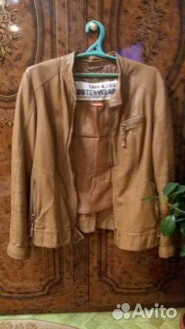 Кожаная куртка.pu(48)  купить 2