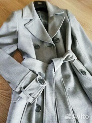 Пальто демисезонное  89144749514 купить 2