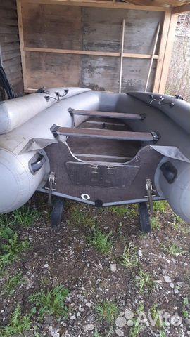 Лодка Фрегат F-350