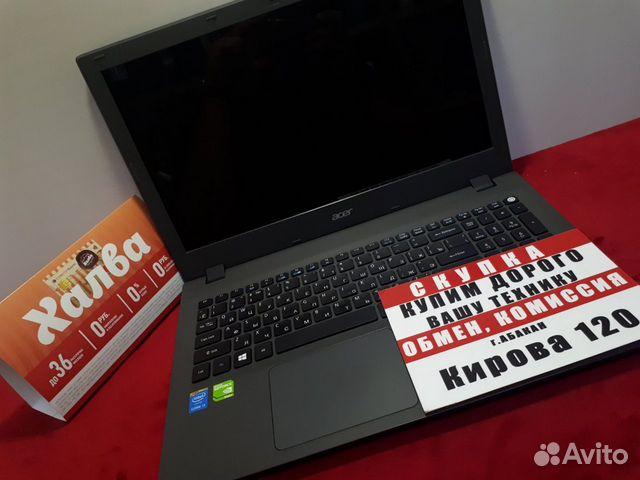 89503079406 Ноутбук для офиса acer (К120)