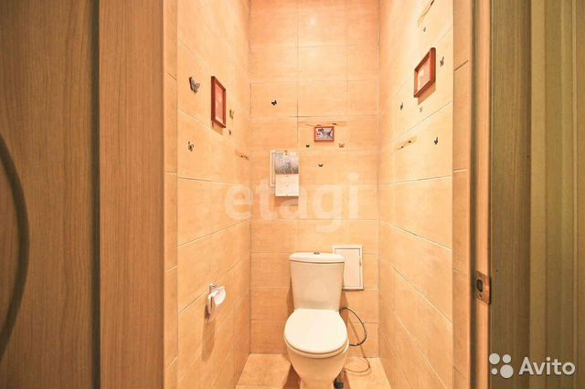 2-room apartment, 55.7 m2, 17/17 floor. buy 3