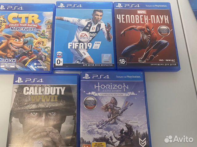 Sony PS4 PRO 1Tb купить 3