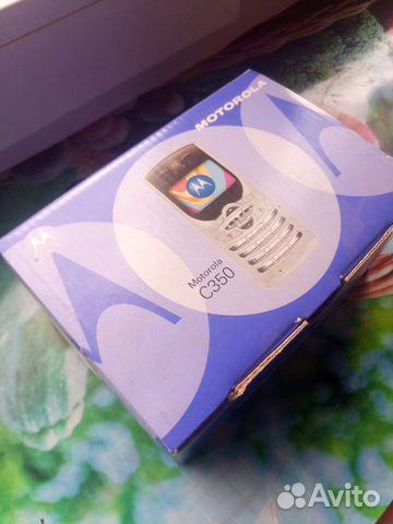 Телефон Motorola с350