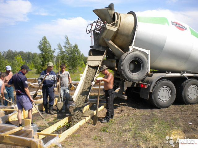 Бетон пирочинское шоссе бетон в новосибирске