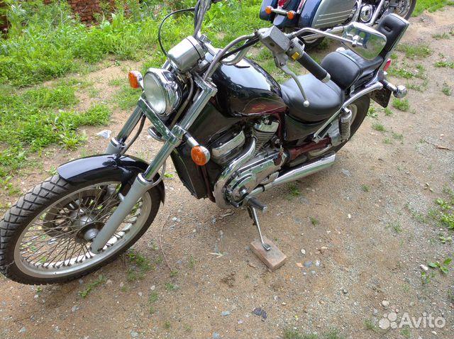 Suzuki VS 400 Intruder  89662713963 купить 6