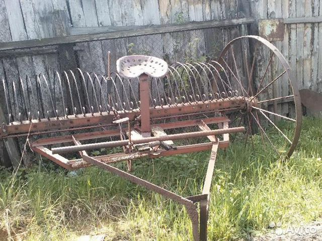 Horse-drawn rake  buy 1