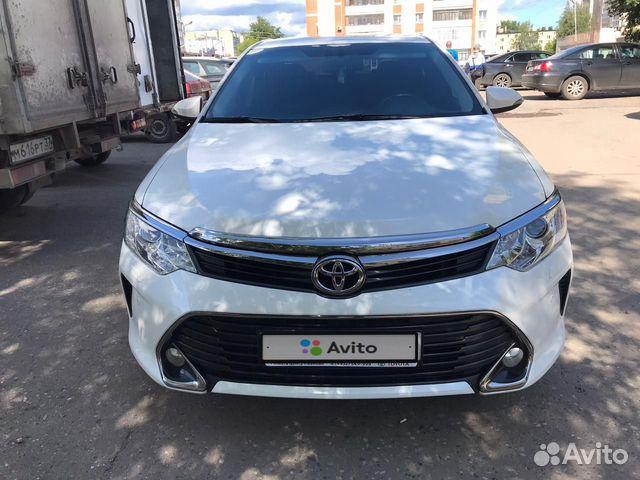Toyota Camry, 2015  89612452015 купить 2