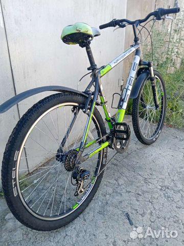 Велосипед горный с алюминиевой рамой  купить 2