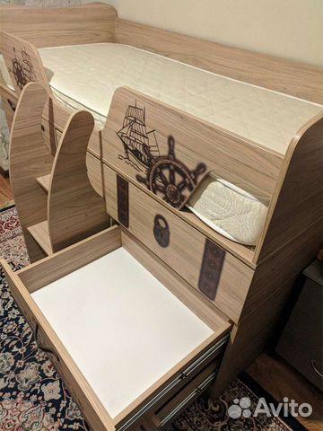 Кровать Сканд Корсар  89963235760 купить 1