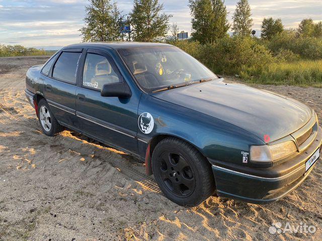 Opel Vectra, 1994  89600215640 купить 6