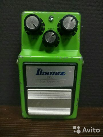 Ibanez Tube Screamer Ts-9 mod (Keeley)  89046132526 купить 1